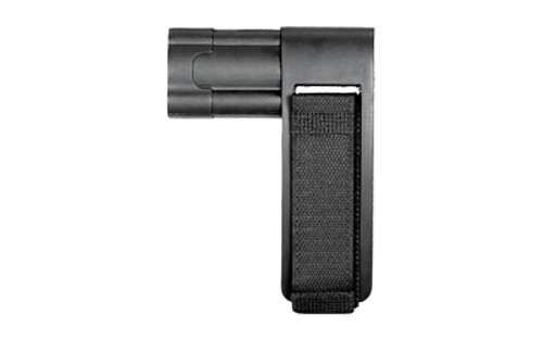 SB Tactical, SB Mini Stabilizing Pistol Brace, Fits AR Rifles, Adjustable Nylon Stabilizing Strap, Black Finish