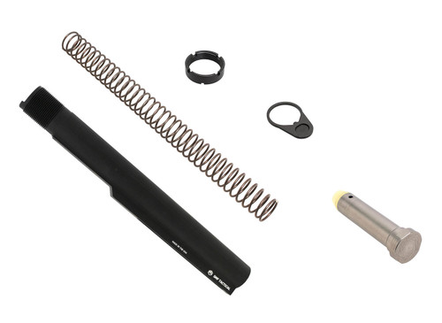 Extended Reach - 7 Position, Mil-Spec AR-15 Carbine Receiver Extension Kit