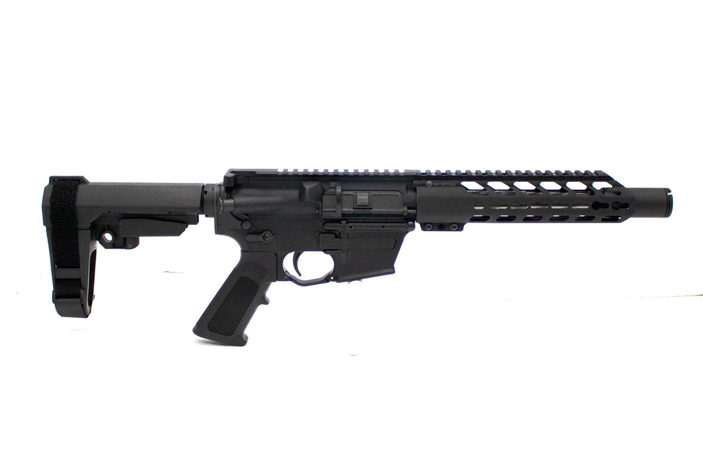 SMF Tactical 9mm Glock Pistol