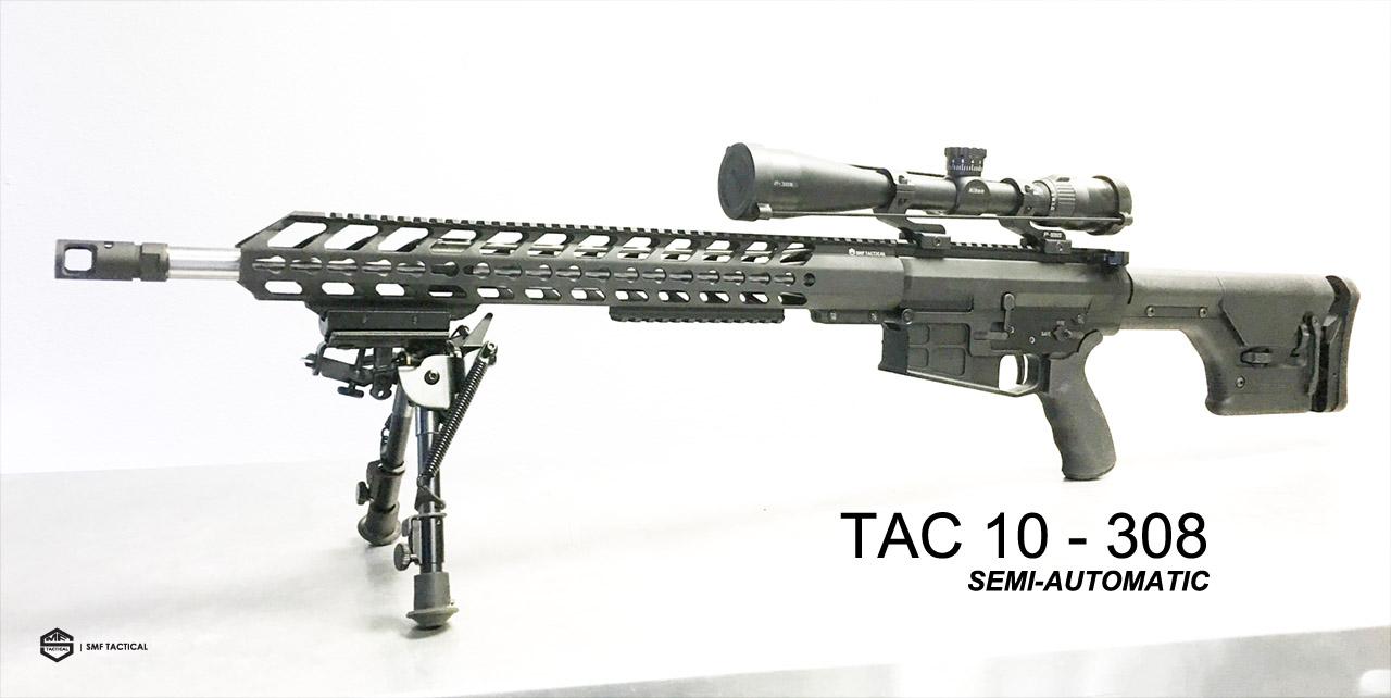 SMF Tactical TAC-10 308