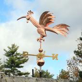 Fun Rooster Weathervane 324