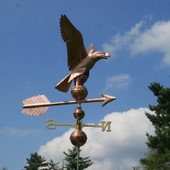 Colonial Eagle Weathervane