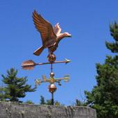 eagle weathervanes