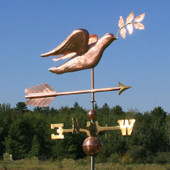 Peace Dove Weathervane 297