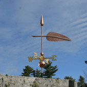 Feather/Quill Weathervane -386
