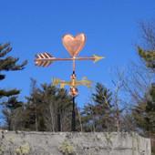 Heart Weathervane 603