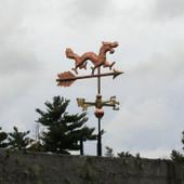 dragon weathervane