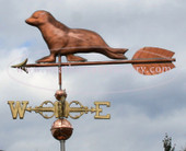 seal weathervane