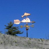 fish weathervane