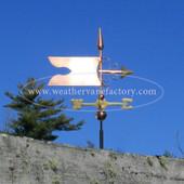 Banner/Flag Weathervane