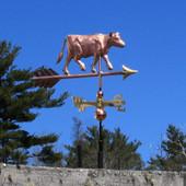 Cow Weathervaney