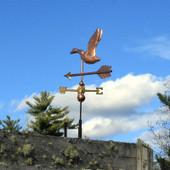 goose weathervane
