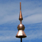 Rooftop Finial