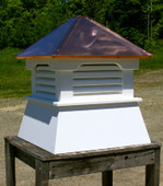 Eastport Louvered shed Cupola