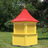 Bedford Louvered Cupola