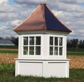 Fairfield Window Cupola