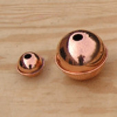 natural copper balls