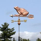 Frog Weathervane 687