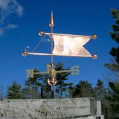 Banner Weathervane