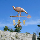 Turkey Weathervane