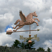 Pegasus Weathervane