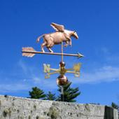 Flying Cow Weathervane