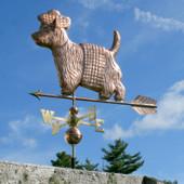 West Highland Terrier with Kilt - 796