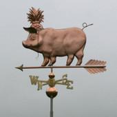 Hawaiian Pig Weathervane