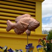 Sunfish Garden Stake