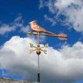 Cardinal Weathervane - 845