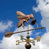 Honey Bee with Flower 847