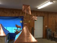 Our new Kite Weathervane