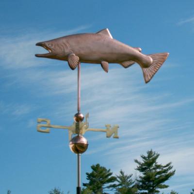 King Salmon Weathervane
