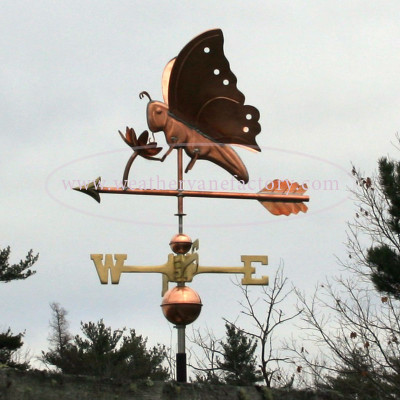 Butterfly Weathervane 382