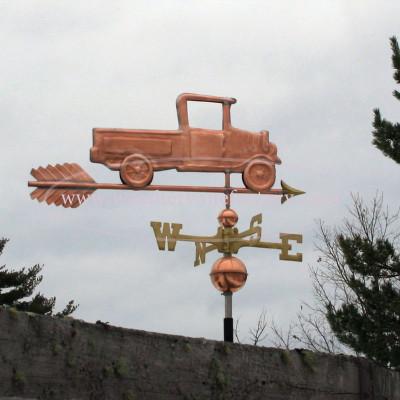pickup truck weathervane