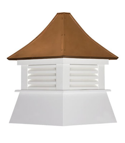 Genesee Louvered Shed Cupola