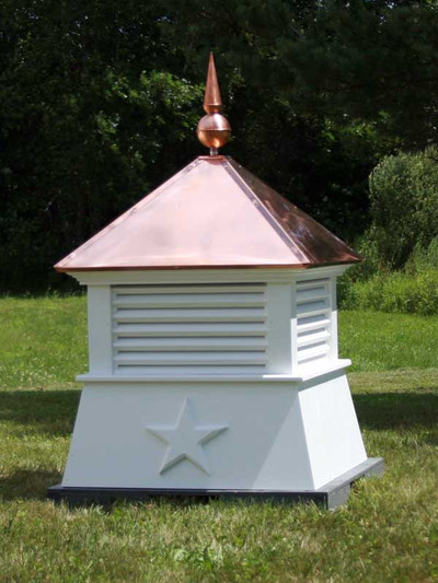Purity Louvered Cupola