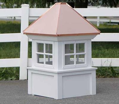 Farmington Window Cupola