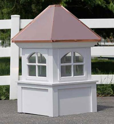 Mapleton Arched Window Cupola