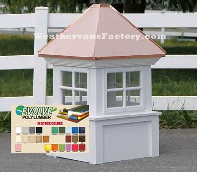Danbury Color Cupola