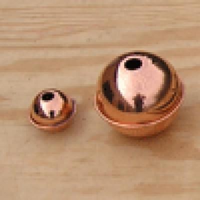 natural copper balls