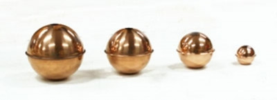 copper spacer ball