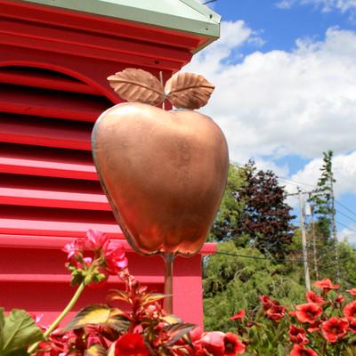 Apple Garden Stake