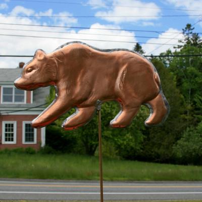 Bear Garden Stake
