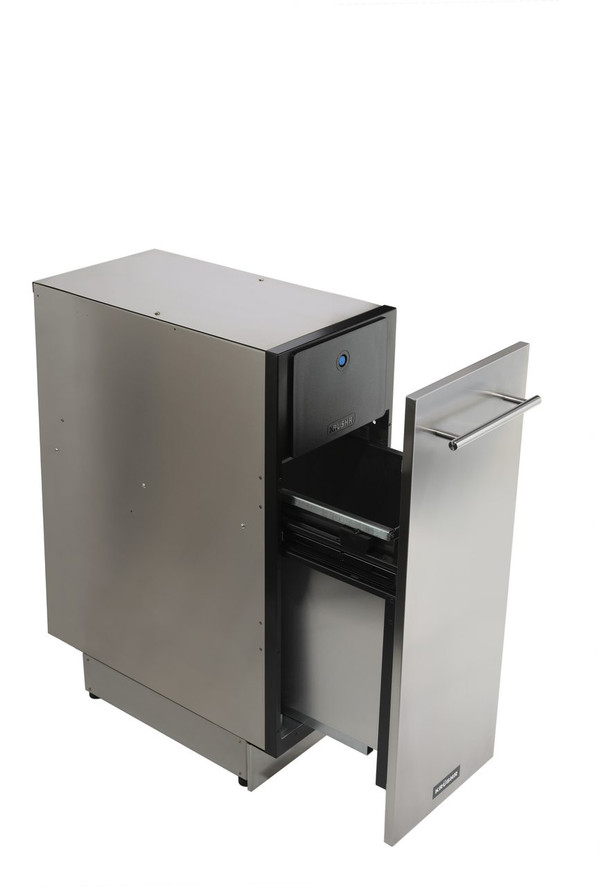K012 Standalone with stainless steel door