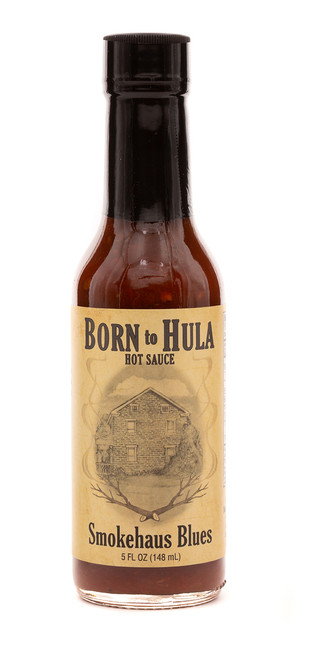 Born to Hula / Smokehaus Blues Hot Sauce