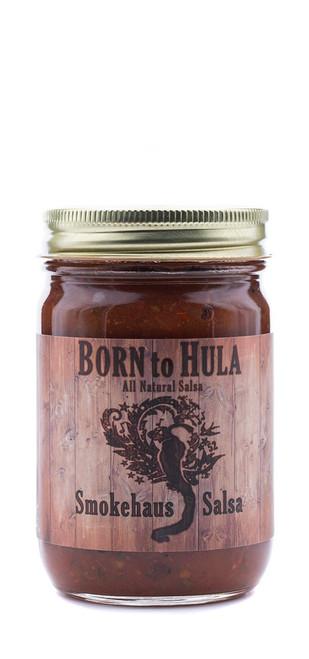 "Born to Hula / Smokehaus Salsa ""Front Label"""