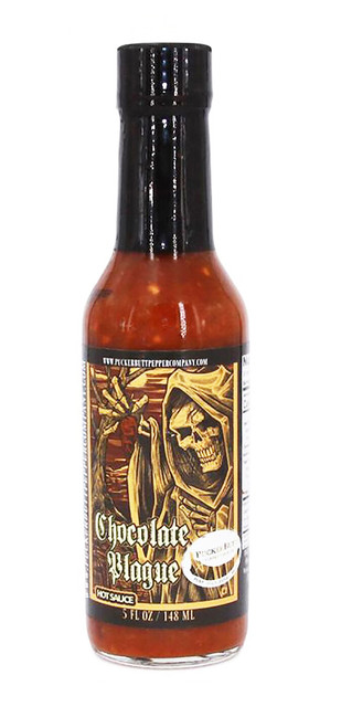 Pucker Butt Pepper Company / Chocolate Plague Hot Sauce