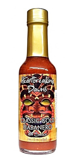 Heartbreaking Dawns / Classic Gold Hot Sauce