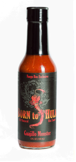 Born to Hula Guajillo Monster Hot Sauce
